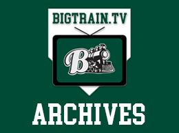 Big Train TV archives